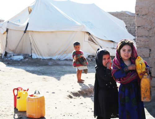 Remember the plight of drought IDPs in Herat